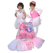 Dress Up for Girls Princess Trunk