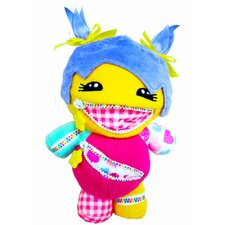 Zara Zip-Itz Plush Toy