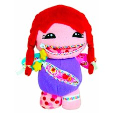 Zubie Zip-Itz Plush Toy
