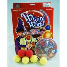Magic Sponge Balls