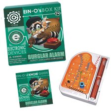 Burglar Alarm Box Kit