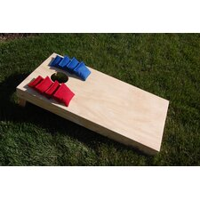 <strong>SC Cornhole</strong> 4' x 2' Regulation Plain Cornhole Set