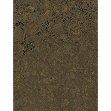 "CorkComfort Comfort 17.5"" Engineered Tile Nuances Flooring in Mele Cork"