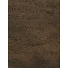 "CorkComfort Comfort 17.5"" Engineered Tile Slate Flooring in Moccaccino Cork"
