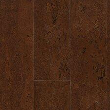 """Corkcomfort 5-1/2"""" Engineered Cork Flooring in Flock Brunette"""