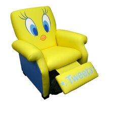 Warner Brothers Tweety Deluxe Kid's Recliner