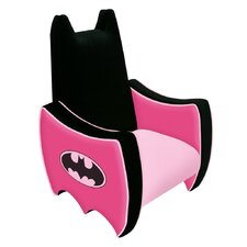 Warner Brothers Batgirl Icon Kid's Novelty Chair