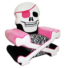 Magical Harmony Skull Kid's Novelty Chair
