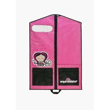 Individual Deluxe Girl Garment Bag Bag
