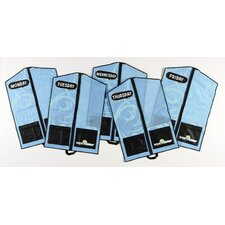 Weekday Standard Boy Garment Bag Set (Set of 5)