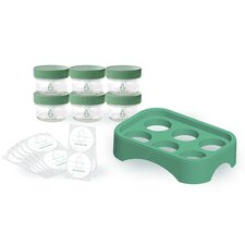 <strong>Sage Spoonfuls</strong> Glass Storage Essentials