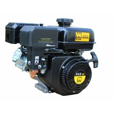 212cc Horizontal Shaft Gas Engine