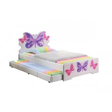 Butterfly Bed Frame