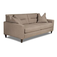 <strong>kathy ireland Home by Bauhaus USA</strong> Ashbourne Chenille Sofa