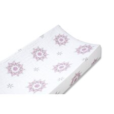 Classic For the Birds Medallion Changing Pad Cover