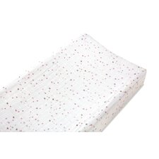 Classic Lovely Starburst Changing Pad Cover