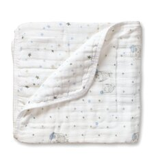 Classic Night Sky Dream Cotton Blanket