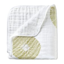 Organic Oasis Dream Cotton Blanket