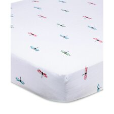 <strong>aden + anais</strong> Organic Fitted Crib Sheet