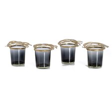 Costa Brava Glass Votive Holder