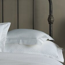 Oxford Tailored Hem Boudoir Pillow