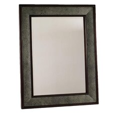 <strong>Henry Link Trading Co.</strong> Cameroon Wall Mirror in Sage