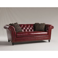 <strong>Henry Link Trading Co.</strong> Bridgewater Leather Sofa