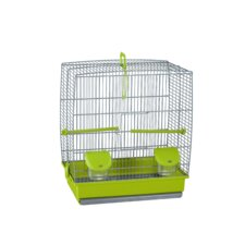 Harriet Bird Cage in Grey