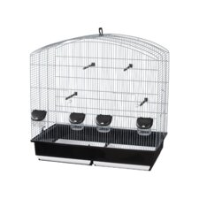 Cynthia Bird Cage in Grey
