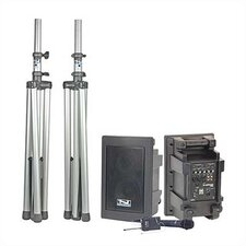 Explorer Pro Dual Deluxe Package PA System