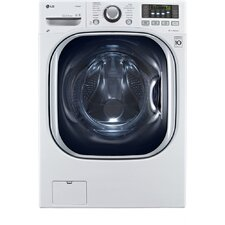 4.3 Cu. Ft. Combination Washer and Dryer