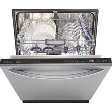 """24"""" Fully-Integrated Steam Dishwasher"""