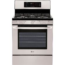 "30"" Freestanding 5-Burner Gas Range"