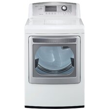 7.3 Cu. Ft. Ultra Large Capacity Gas SteamDryer