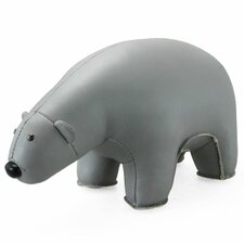 Classic Polar Bear Book End