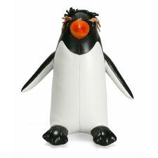 Classic Macaroni Penguin Book End