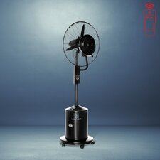 "Misting Oasis 26"" Oscillating Floor Fan"