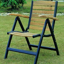 <strong>JJ International</strong> Maddox Folding Dining Arm Chair