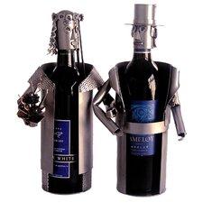 Bride & Groom Wine Bottle Holder