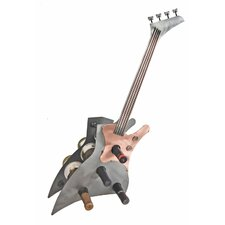 Guitar Winerack Wine Bottle Holder