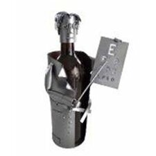 <strong>H & K SCULPTURES</strong> Eye Doctor Wine Caddy