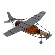 Training Airplane Wine Bottle Holder