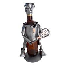 Tennis Male Wine Bottle Holder