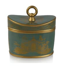Jardin Royal Incense Ceramic 2-Wick Candle