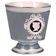 Cameo Astor Ceramic 2-Wick Candle