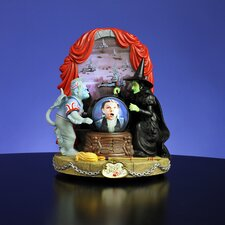 "The Wizard of Oz ""Wicked Witch"" Dorothy Water Globe Figurine"