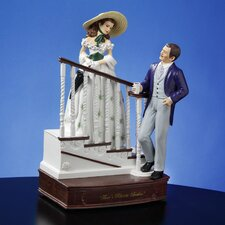 "<strong>San Francisco Music Box</strong> Gone with the Wind ""Why That's Rhett Butler"" Figurine"