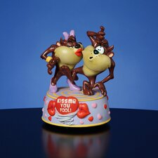"<strong>San Francisco Music Box</strong> Taz ""Kiss Me You Fool"" Figurine"