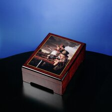 "Byerley ""Deputies"" Music Box"