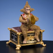 Phantom Monkey Figurine